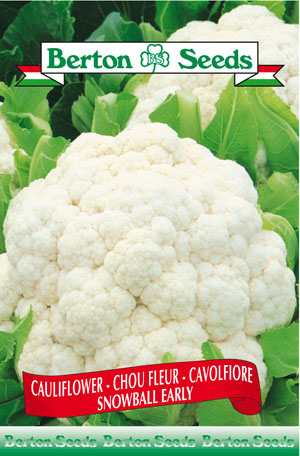 Snowball Cauliflower Seeds