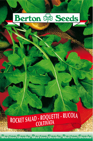 Garden Rocket Arugula Seeds